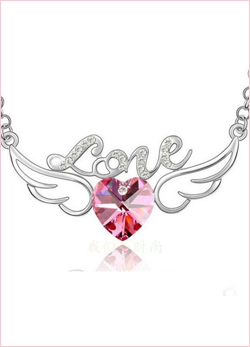 Angel Wings Crystal