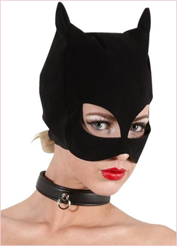 Bad Kitty Cat Mask