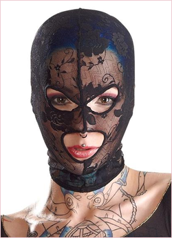 Bad Kitty Mask Lace