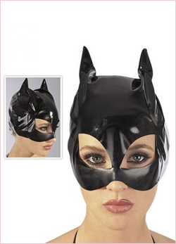 Cat Mask Black level
