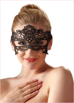Cotelli Collection lace Mask for woman