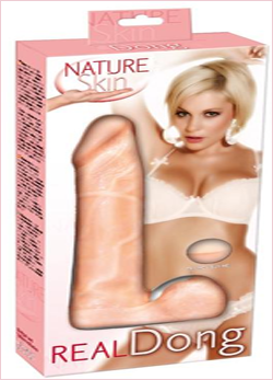 Dildo Nature Skin Real Dong
