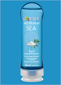 Gel lubrificante 2IN1 MEDITERRANEAN SEA