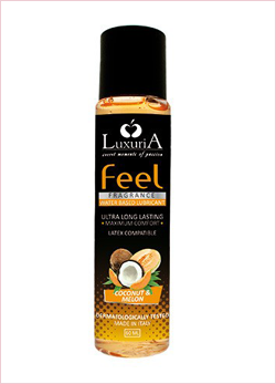 LUBRIFICANTE FEEL FRAGRANCE COCONUT MELON 60 ML