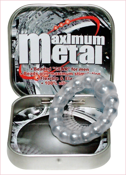 Maximum Metal Cock Ring