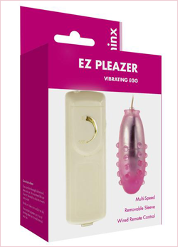 Pleaser Vibrating Egg