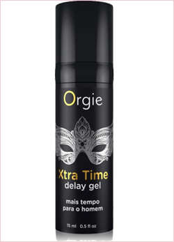 RITARDANTE XTRA TIME DELAY GEL