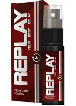 SPRAY RITARDANTE REPLAY YOUR BEST DELAY