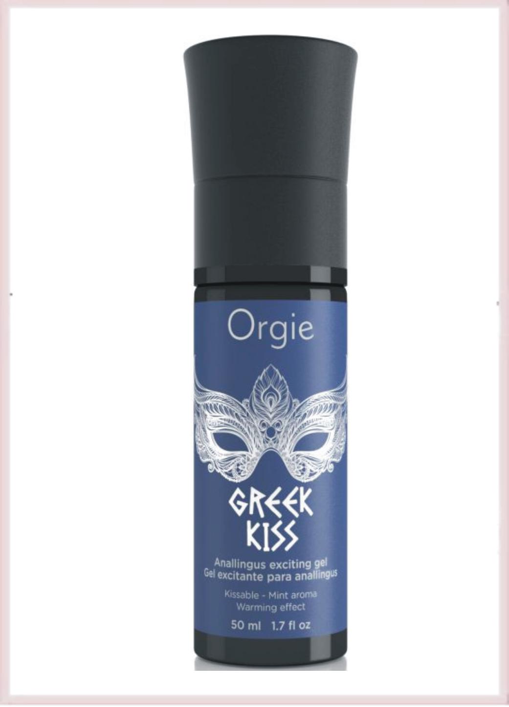 Gel eccitante per anallingus greek kiss