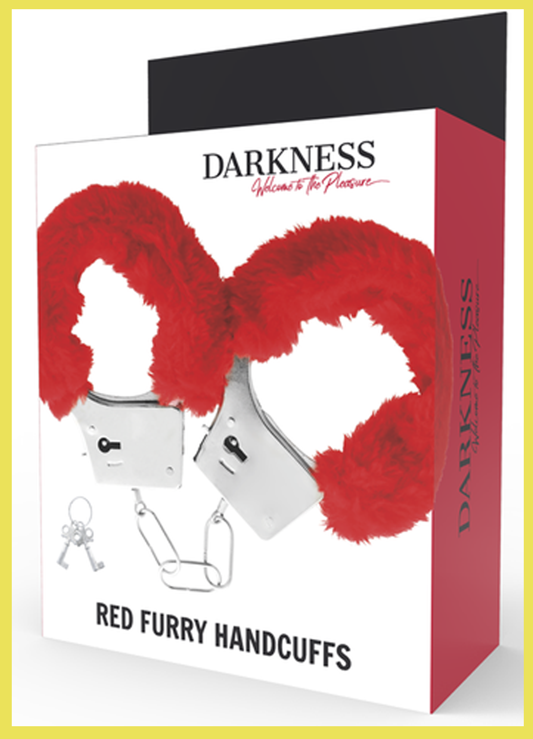 DARKNESS PLEASURE FURRY MANETTE ROSSE