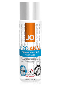 H2O ANAL WARMING - 60ML
