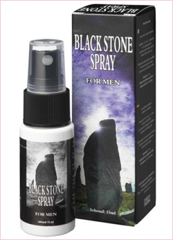 spray ritardante black stone