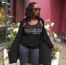 Load image into Gallery viewer, His Grace/My Grind Women's Tank Top