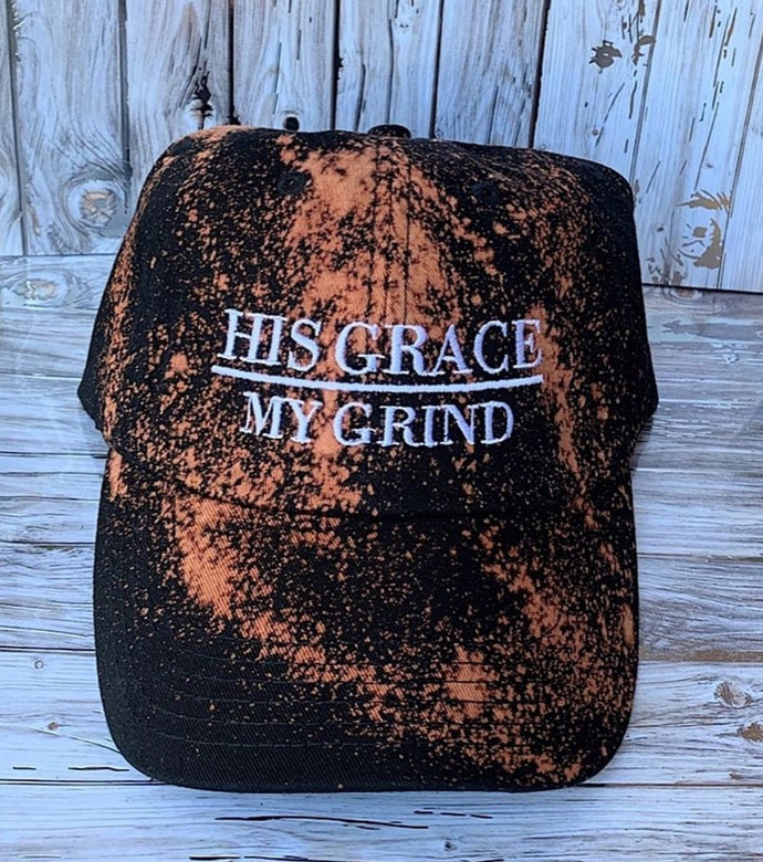 His Grace/My Grind Acid Washed Dadhat