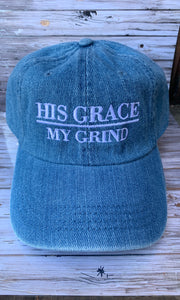 His Grace/My Grind Denim Dadhat