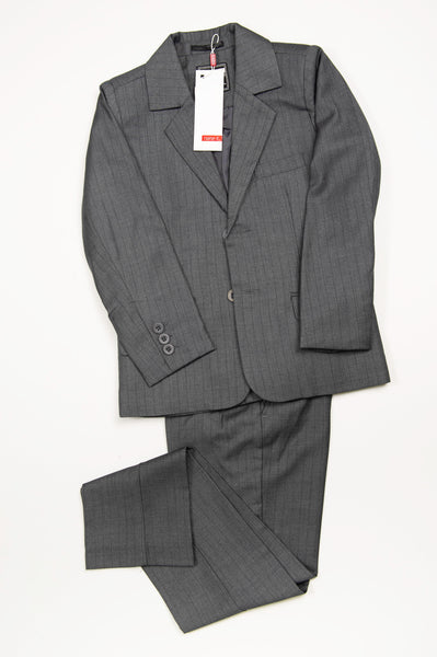 name it - Grey Two Piece Suit