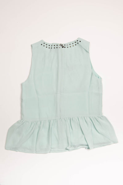 name it - Green Short Sleeve Top