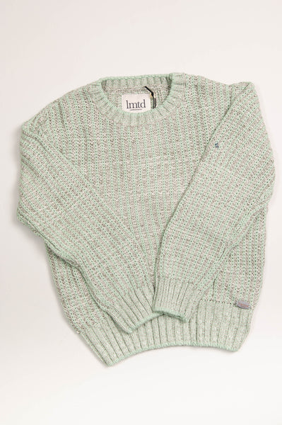 name it - Pale Green Jumper