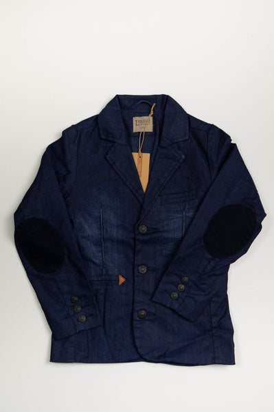 name it - Navy Denim Jacket