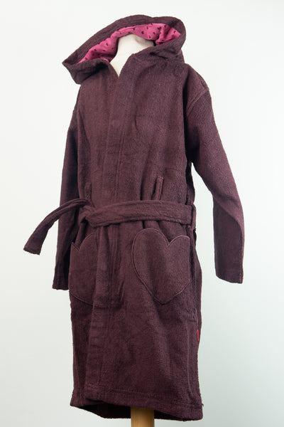 name it - Wine Dressing Gown