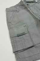3 Pommes - Boys Grey Check Shorts