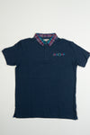 Ben Sherman - Boys Blue Polo Shirt