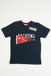 3 Pommes - Boys Blue T Shirt
