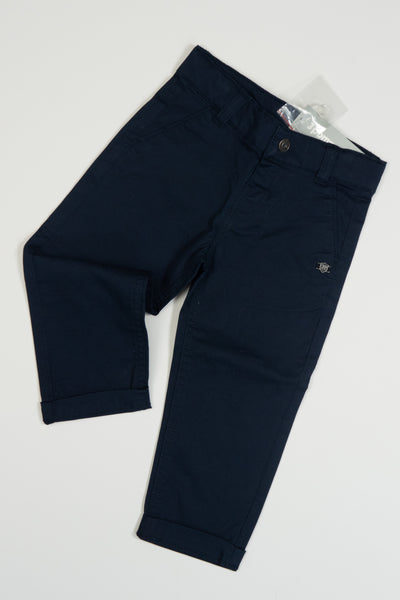 3 Pommes -  Boys Blue Chinos