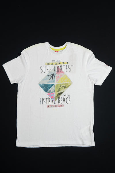 French Connection - White T Shirt