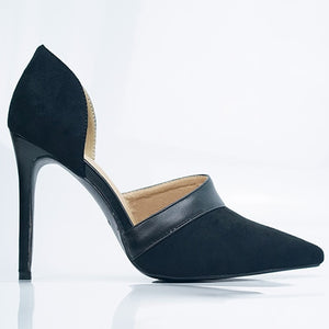 Knish's Elegant Career Pumps