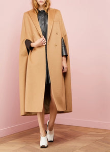 Fashion Oversized Double Face Cloak