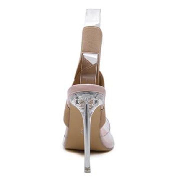 Knish's Simple Crystal Stiletto