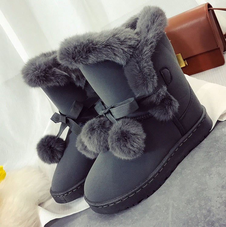 Warm Insulated Boots