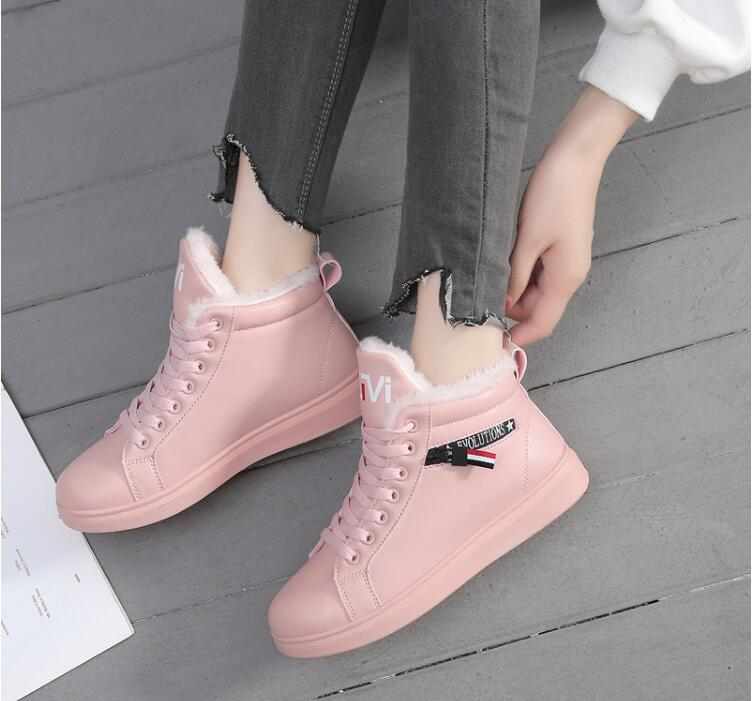 Ankle Boots Sneakers