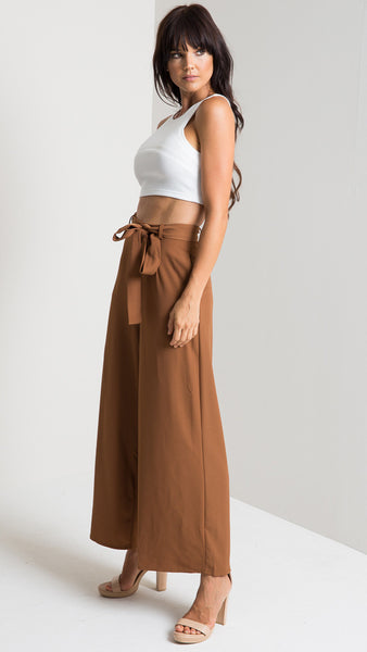 Fashion Wide Leg Pants