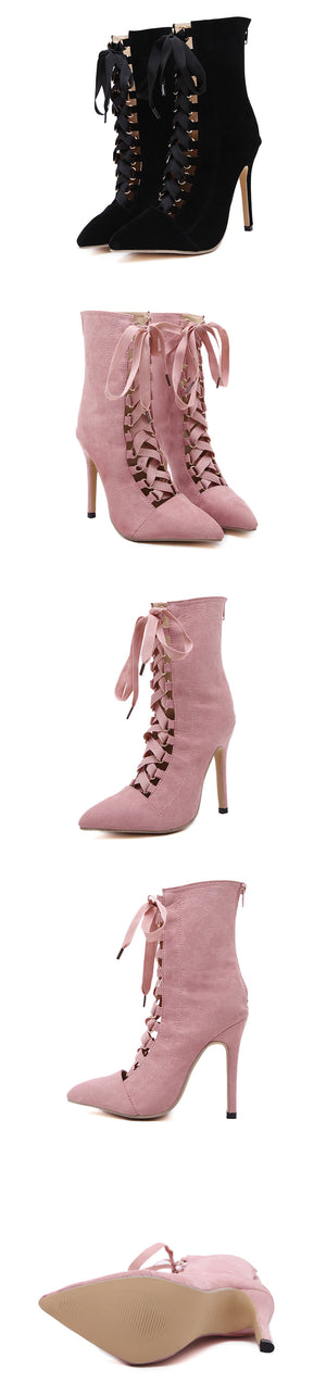 Ankle Short Boots