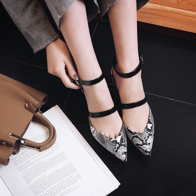 buckle pointed Casual Shoes