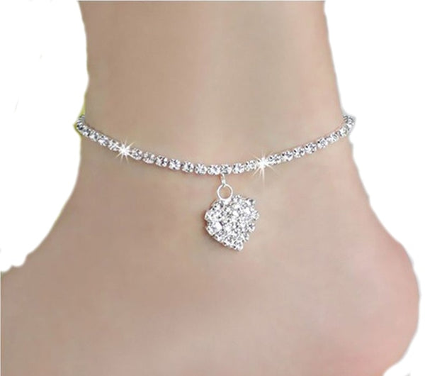 Anklet Chain Barefoot Sandals