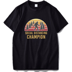 World Champion Funny Quarantine T Shirt