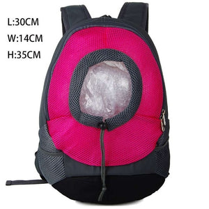 Cat Backpack Window Astronaut Bag