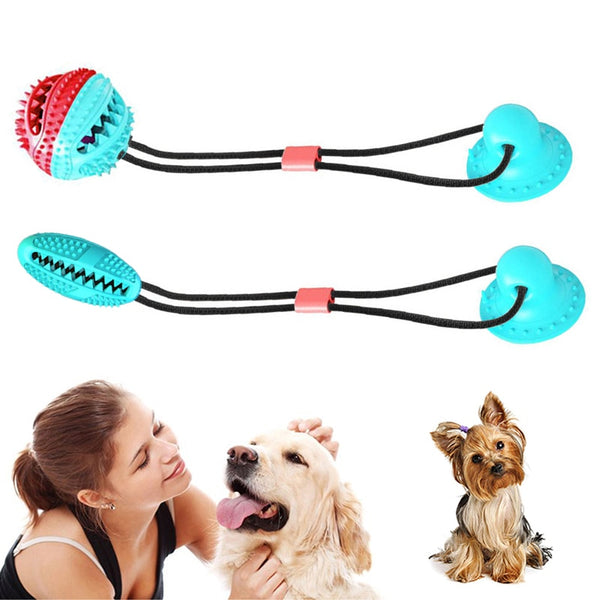 Pet Dog Toys Suction Tug Dog Toy