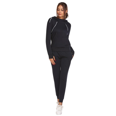 Sweatpants Pocket Sport Tracksuit