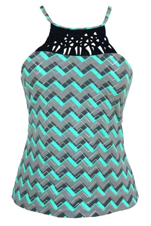 Two Beach Modest Bathing Suit/Skirt