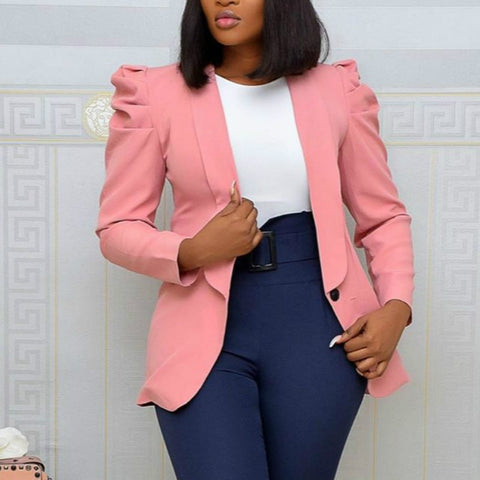 Women Blazer Office