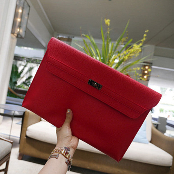 Red Day Clutches