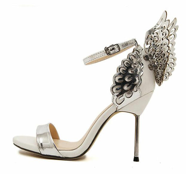 Knish's Butterfly Heel