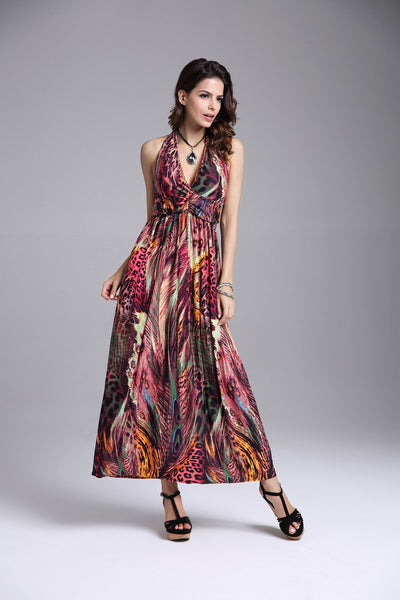 Knish's maxi dress ( plus size available)