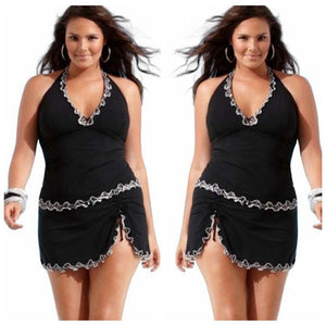 Bathing Swimsuit Plus Size