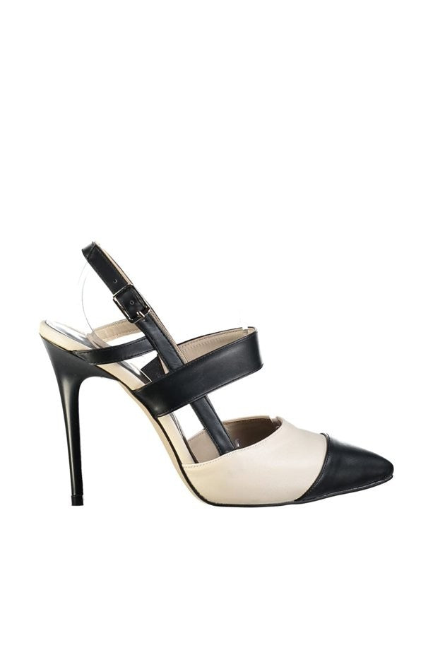 Knish's Heeled Black Shoes