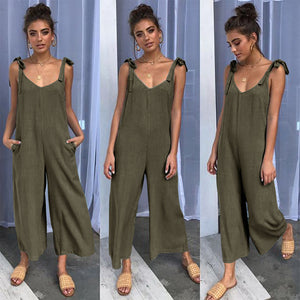 Loose Jumpsuit